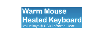 Warm Mouse Heated Keyboard coupons