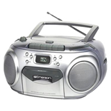 Emerson PD6548SL Radio/CD/Cassette Player/Recorder Boombox Coupons
