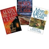 Simon & Schuster Mary Higgins Clark Pack (3 books) Coupons
