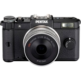 Pentax Q Mirrorless Camera Coupons